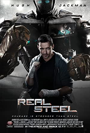 Sci-Fi Real Steel Movie