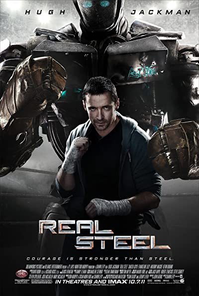 Real Steel (2011) BluRay 480p, 720p & 1080p