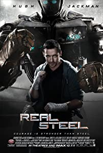 MP4 movie torrents downloads Real Steel USA [360p]