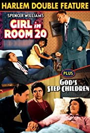 The Girl in Room 20 Poster