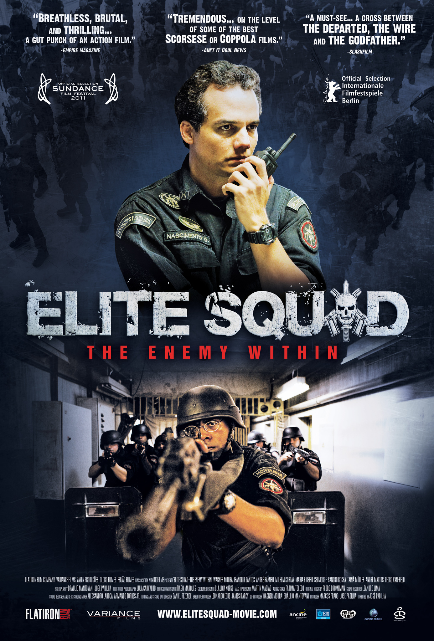 Elite Squad: The Enemy Within (2010) BluRay 720p & 1080p