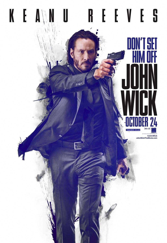Keanu Reeves in John Wick (2014)