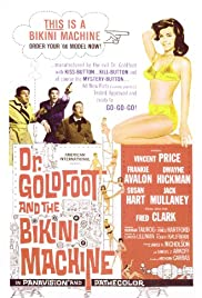 Dr. Goldfoot and the Bikini Machine (1965) 1080p