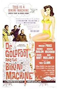 Dr. Goldfoot and the Bikini Machine Mario Bava