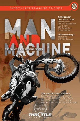 Man and Machine on FREECABLE TV