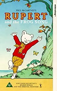 Movie sites for download Rupert and the Frog Song [480x320]