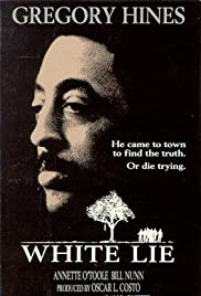 White Lie (1991) starring Gregory Hines on DVD on DVD