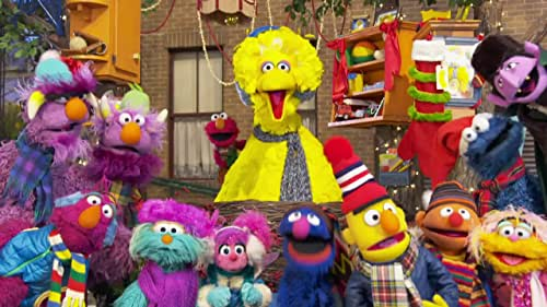 Sesame Street Holiday Special from HBO.
