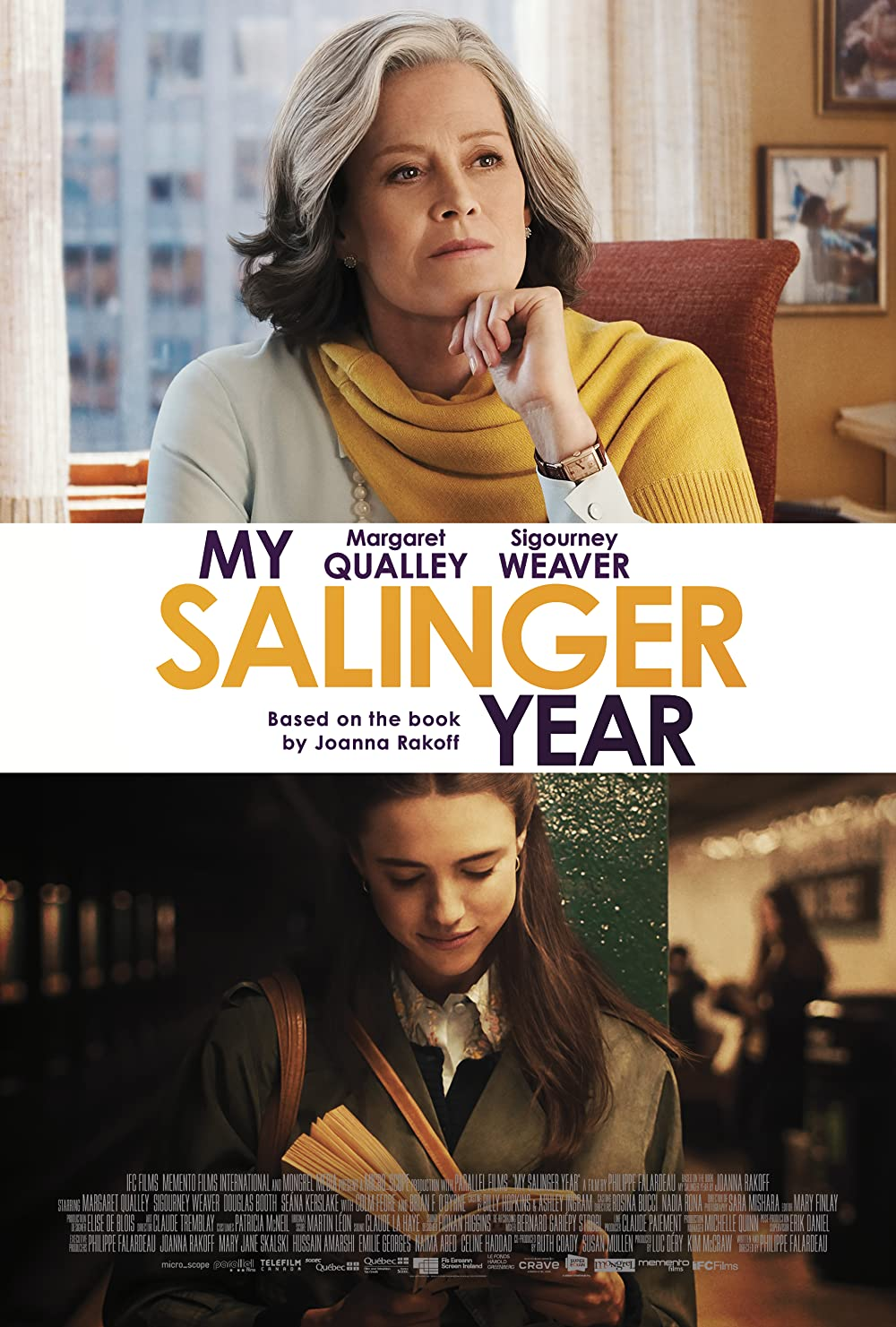 My Salinger Year 2021 English 720p HDRip 800MB