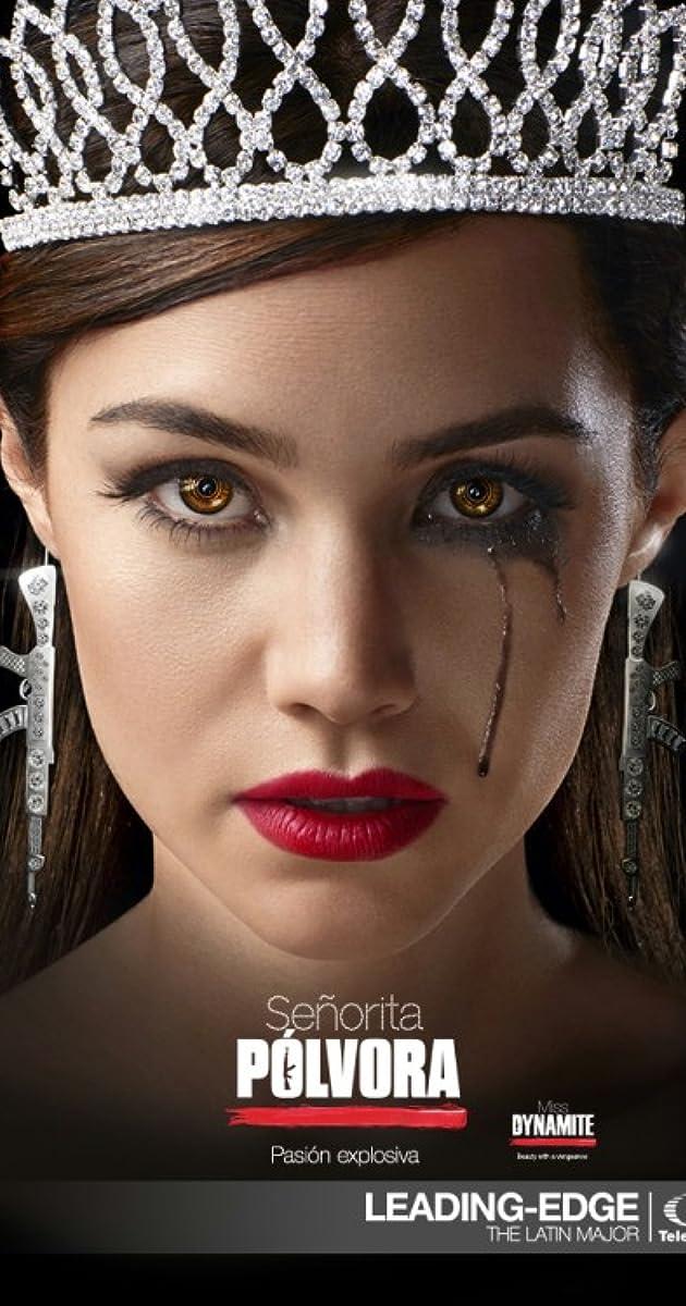 22550df1b Señorita Pólvora (TV Series 2015– ) - IMDb