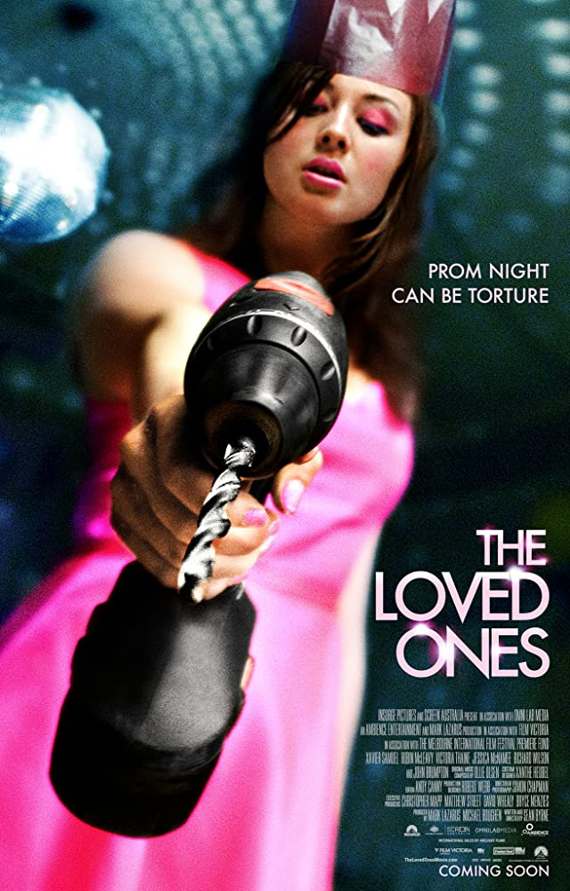 18+ The Loved Ones (2009) Unrated 720p BluRay x264 700MB