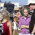 Sean McNamara, AnnaSophia Robb, and Carrie Underwood in Soul Surfer (2011)