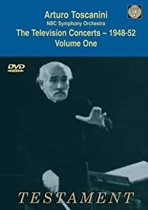 Movies pc downloads Toscanini: The Television Concerts, Vol. 1 - Music of Wagner by none [mkv]