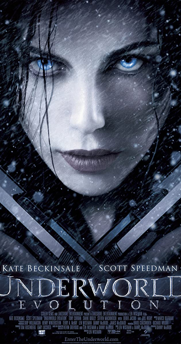 Play or Watch Movies for free Underworld: Evolution (2006)