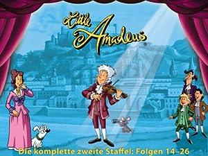 Animation Little Amadeus Movie