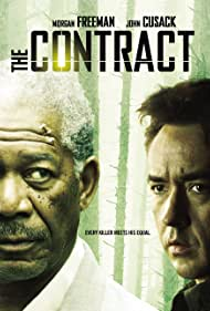 John Cusack and Morgan Freeman in The Contract (2006)