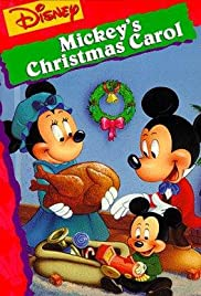 Mickey's Christmas Carol (1983) Poster - Movie Forum, Cast, Reviews