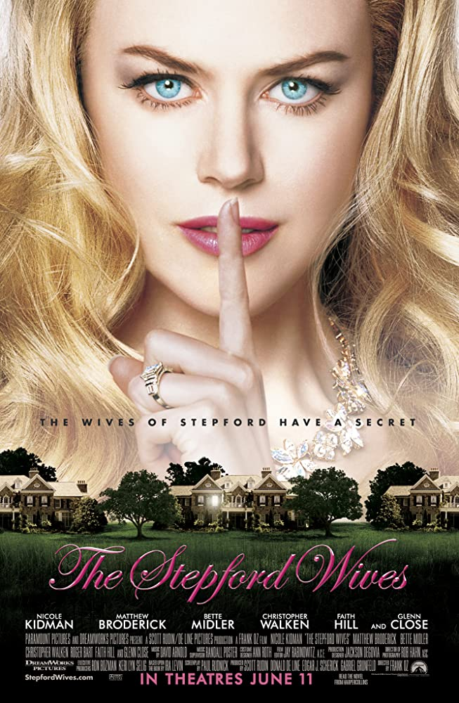 The Stepford Wives 2004 Hindi Dual Audio 480p BluRay ESub 380MB Download