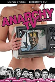 Anarchy TV Poster
