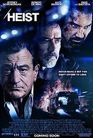 Robert De Niro, Jeffrey Dean Morgan, and Dave Bautista in Heist (2015)