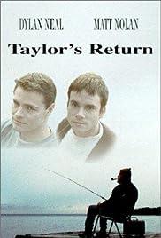 Taylor's Return Poster