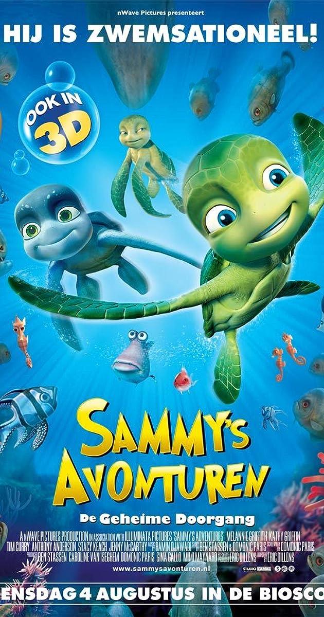 Cuộc Phiêu Lưu Của Sammy – Sammy Is Adventure: The Secret Passage (2010)