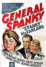 General Spanky Poster