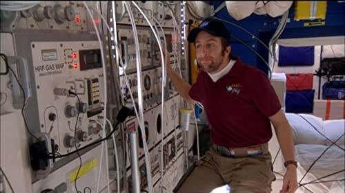 In Space, Howard Can Still Hear His Mother Yell.