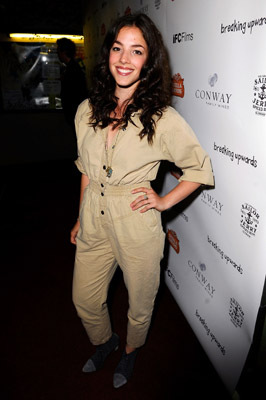 Olivia Thirlby at an event for Breaking Upwards (2009)