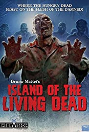 Island of the Living Dead Poster