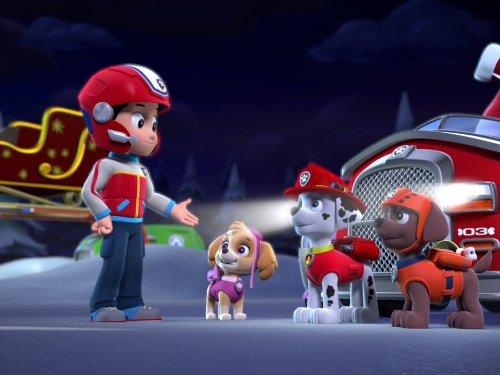 Pups Save Christmas.Paw Patrol Pups Save Christmas Tv Episode 2013 Imdb