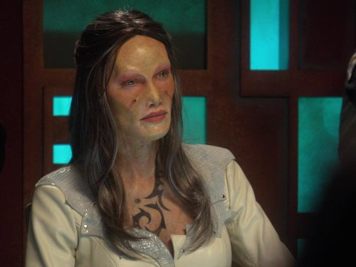 Andee Frizzell in Stargate: Atlantis (2004)