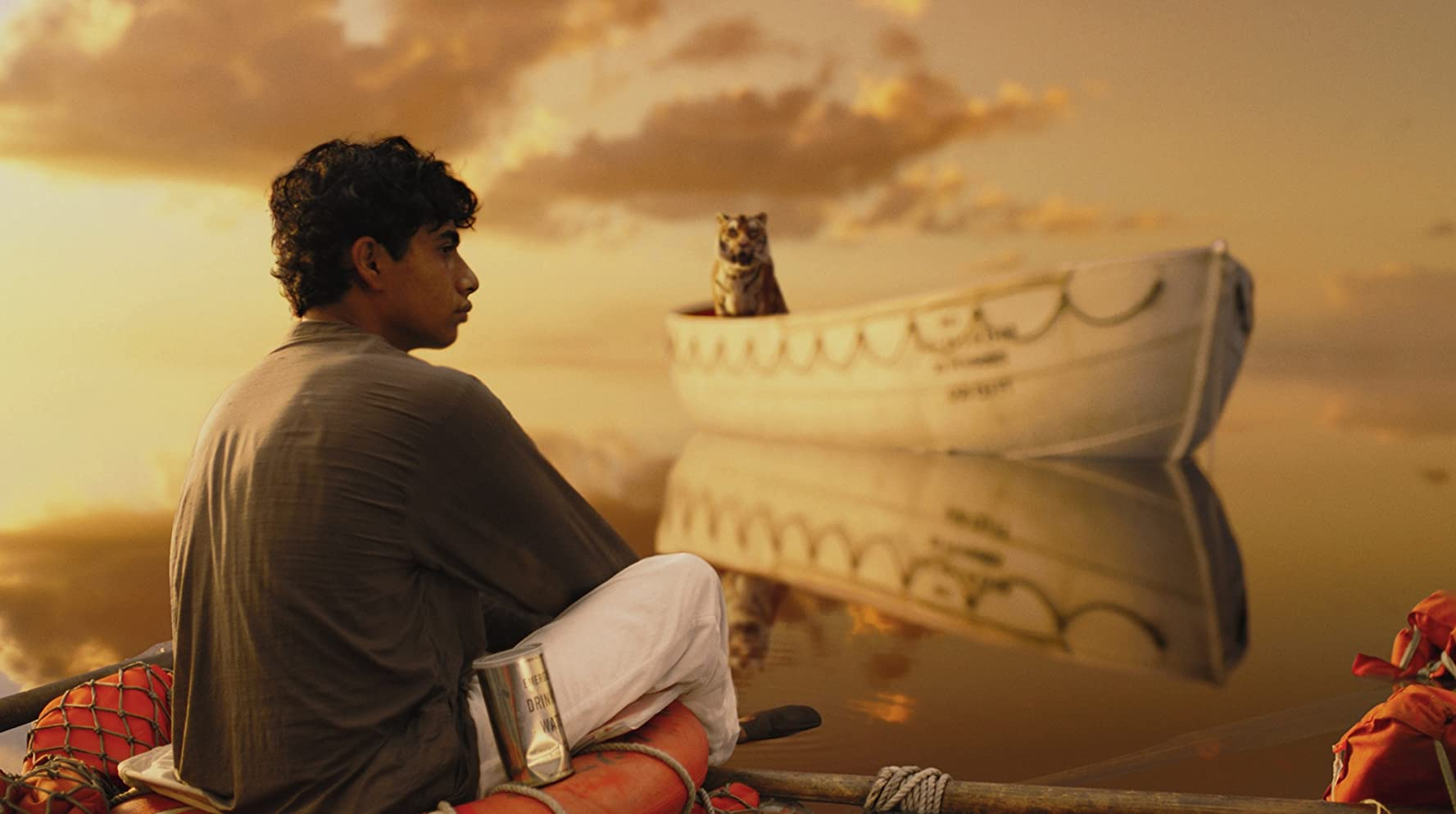 Film Life of Pi (2012).