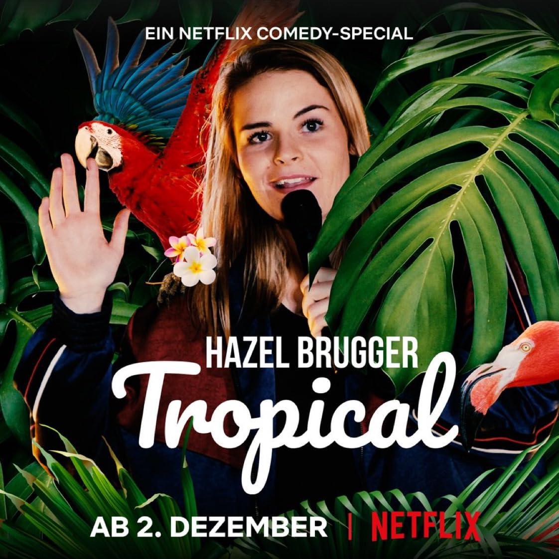海瑟·布魯格:笑翻熱帶 | awwrated | 你的 Netflix 避雷好幫手!