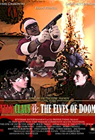 The Epic of Detective Mandy: Book Three - Satan Claus II: The Elves of Doom (1993)