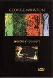 George Winston: Seasons in Concert Poster