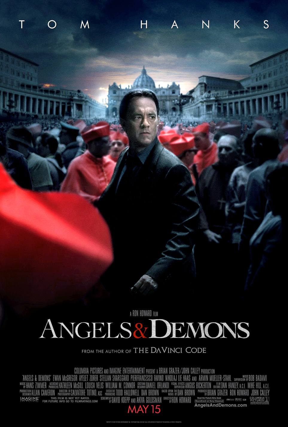 Angels & Demons (2009) BluRay 480p, 720p & 1080p