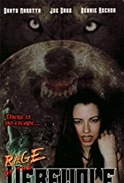 Rage of the Werewolf Poster