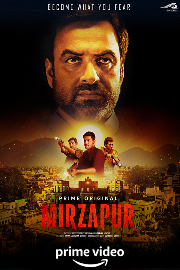 Mirzapur S01 (2018) Hindi Complete Web Series AMZN WEB-DL ESubs 800MB