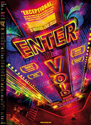 Enter the Void Pelicula Poster