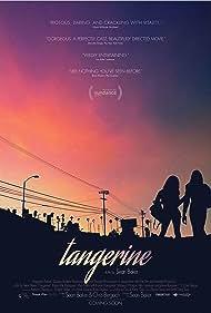 Mya Taylor and Kitana Kiki Rodriguez in Tangerine (2015)
