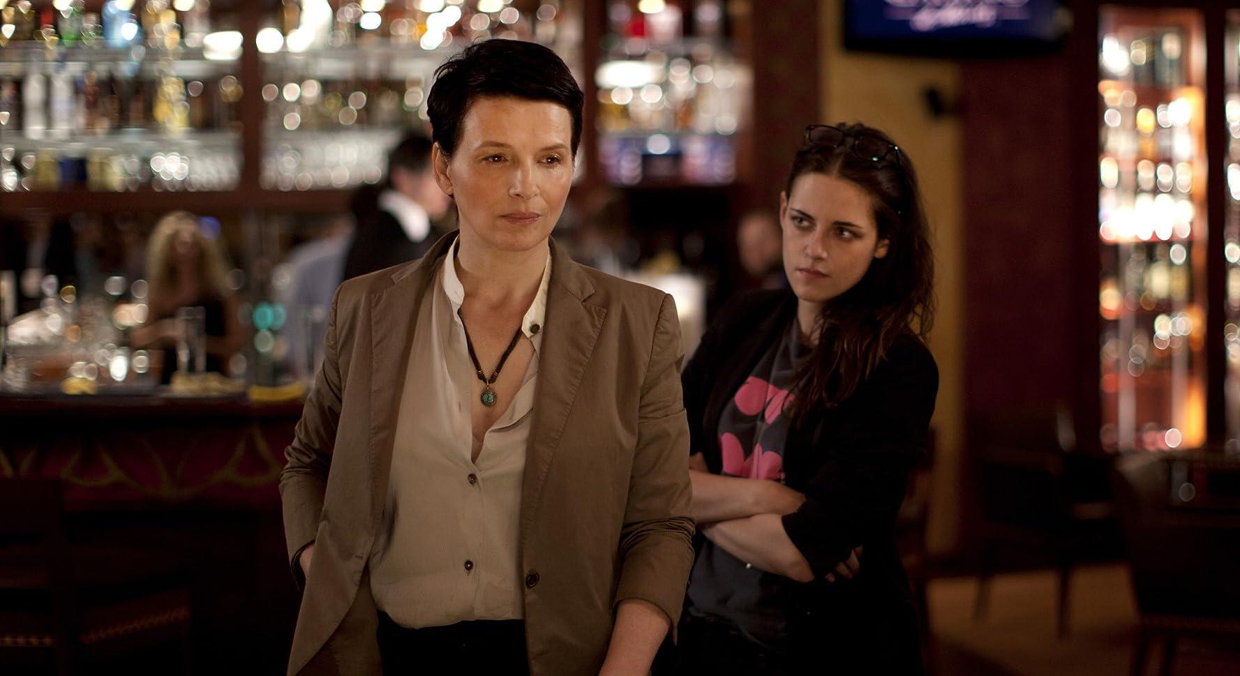Juliette Binoche and Kristen Stewart in Clouds of Sils Maria (2014)