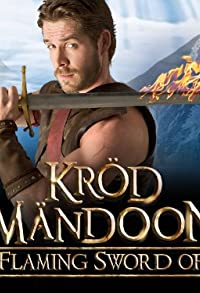 Primary photo for Kröd Mändoon and the Flaming Sword of Fire