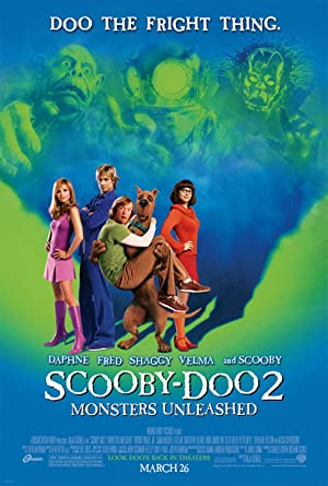 Movie Scooby-Doo 2: Monsters Unleashed (2004)