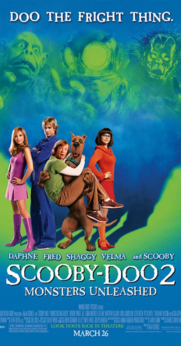 Scooby-Doo 2: Monsters Unleashed (2004) - IMDb