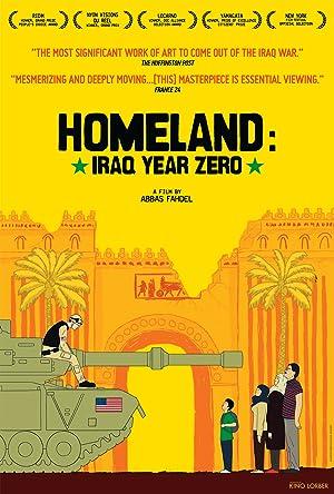 Where to stream Homeland (Iraq Year Zero)