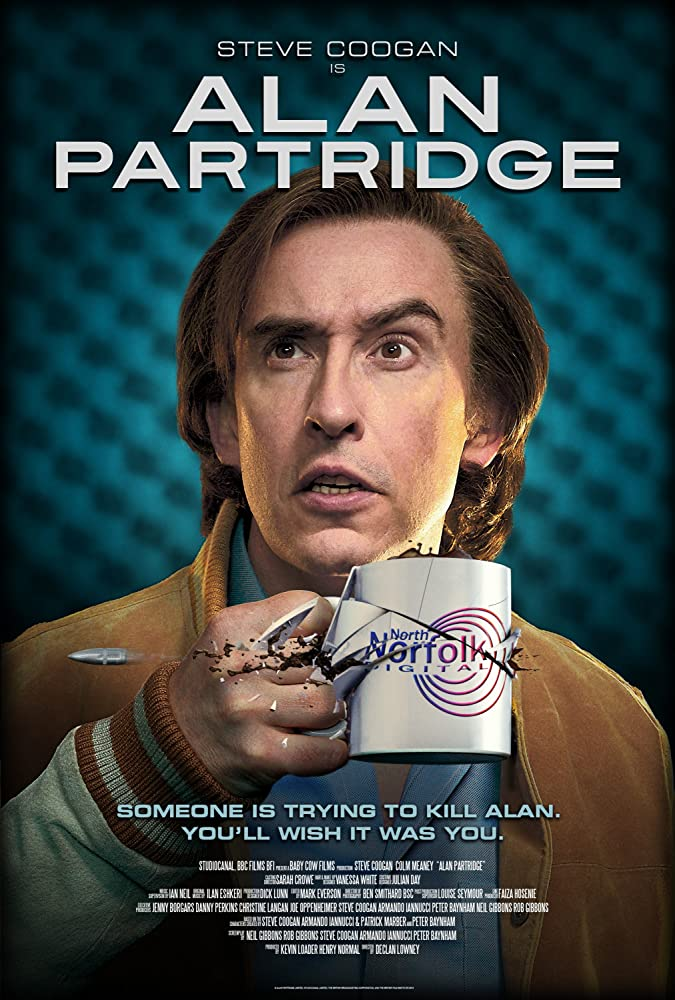 Steve Coogan in Alan Partridge: Alpha Papa (2013)