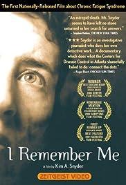 I Remember Me Poster