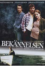 Magnus Krepper and Johanna Sällström in Bekännelsen (2001)