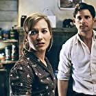 Franka Potente and Eric Bana in Romulus, My Father (2007)